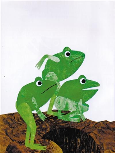 065期每日闲情:故乡的蛙鸣