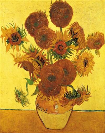 108期每日闲情:花瓶里的向日葵