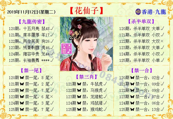 125期:花仙子