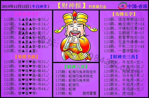 125期:紫财神
