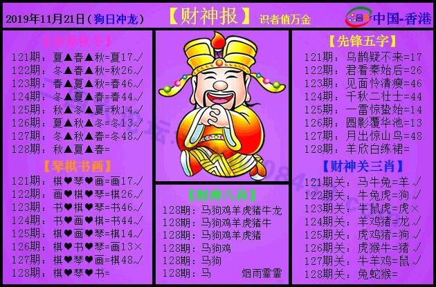 128期:紫财神