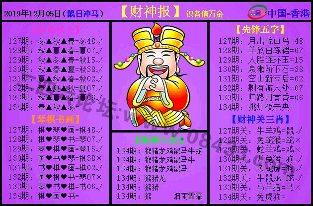 134期:紫财神