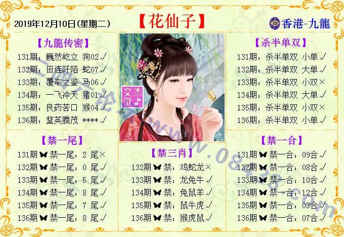 136期:花仙子