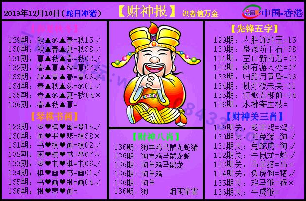 136期:紫财神