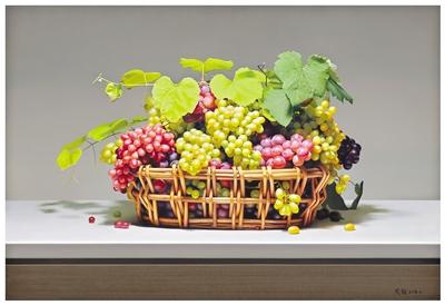 140期每日闲情:葡萄又熟了