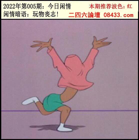 005期:今日闲情2