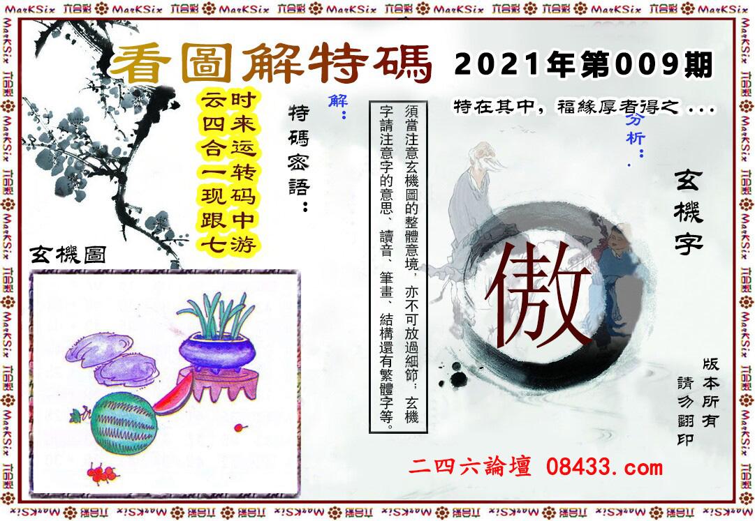 009期:马会内幕原创→〖看图解特码〗