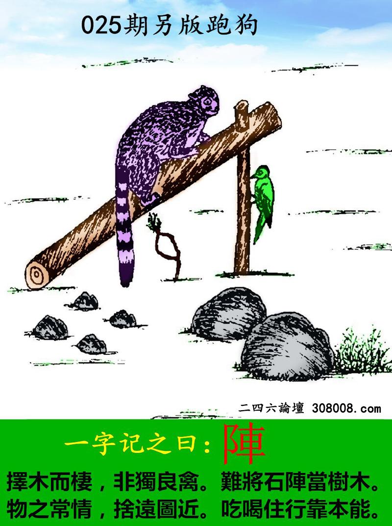 025期另版跑狗玄�C:【�】�衲径���,非��良禽。�y�⑹�����淠尽N镏�常情,�芜h�D近。吃喝住行靠本能。