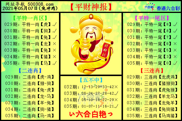 035期:青财神报