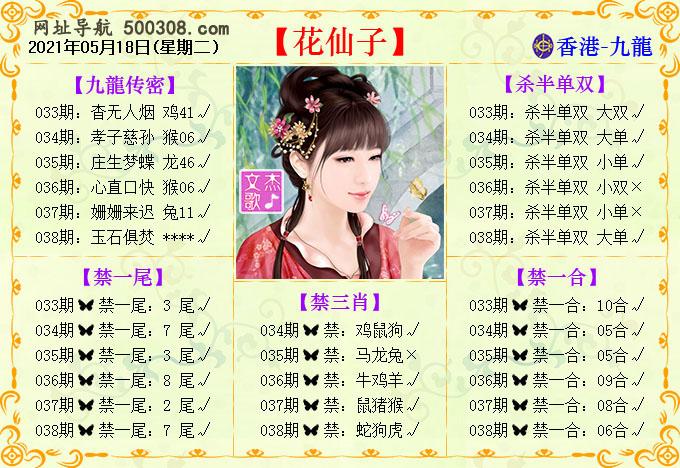 038期:花仙子
