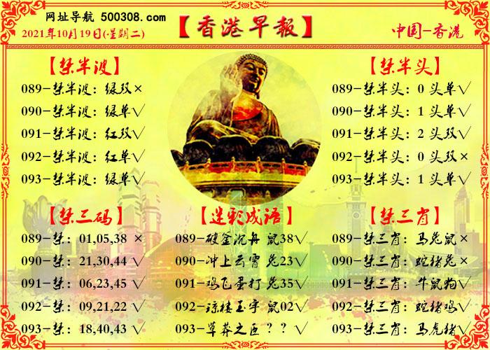 093期:香港早报