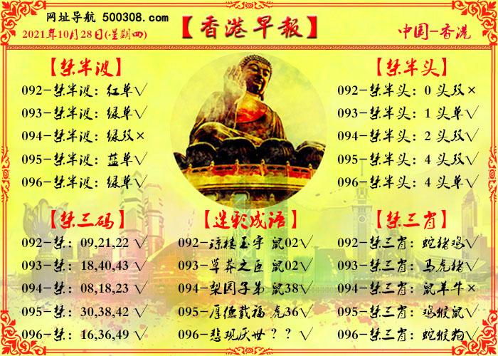 096期:香港早报